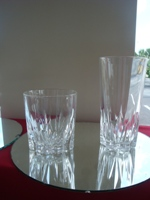 Cut Crystal Beverage Glasses