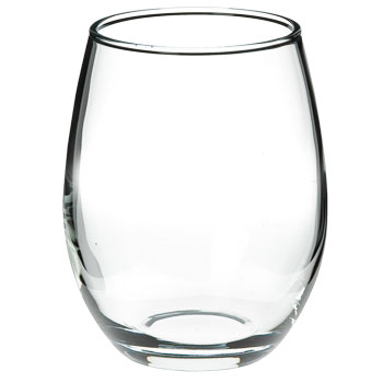 Stemless 9 oz. Wine Glass