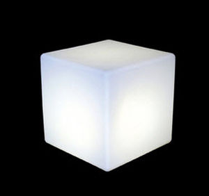 Lighted Cube Pool Float
